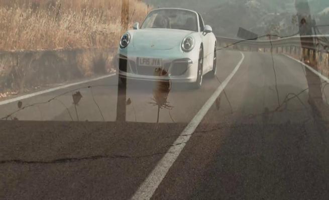 Porsche Exclusive 911 Targa 4S Mayfair Edition