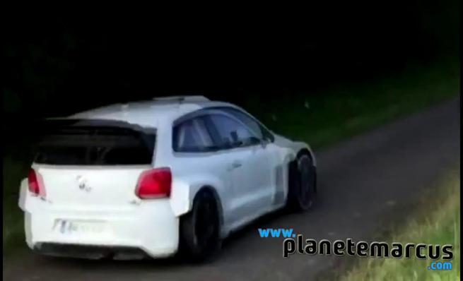 Test Previos de Sebastien Ogier WRC Alemania