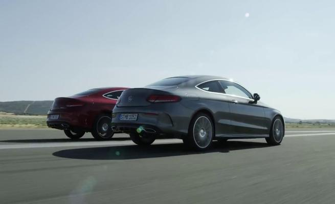 2016 Mercedes Benz Clase Coupé - Diseño
