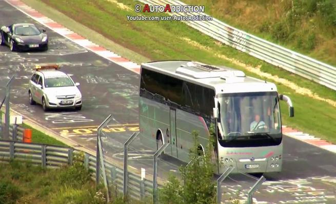 Nürburgring Nordschleife: Los vehículos más raros