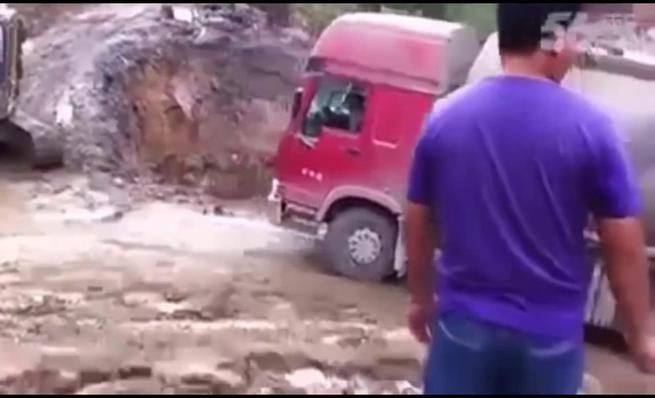 Compilación de accidentes de maquinaria pesada