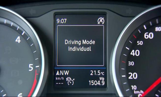 Así es el interior del nuevo Volkswagen Passat Alltrack