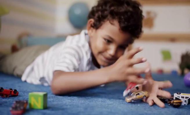 Los juguetes de Mercedes Benz que no podemos chocar