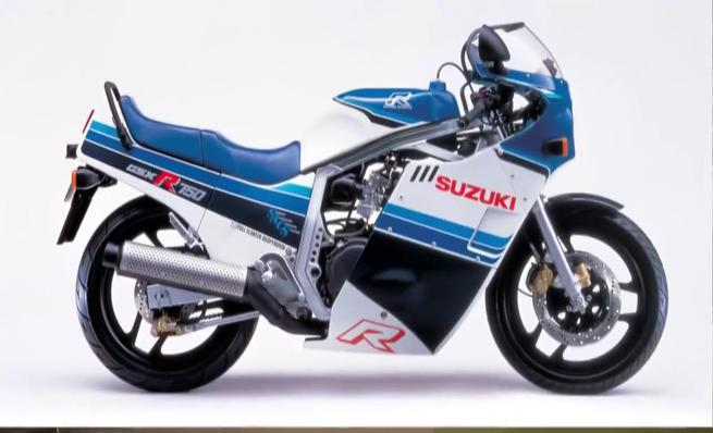 Historia de la Suzuki GSX-R original - 2ª Parte