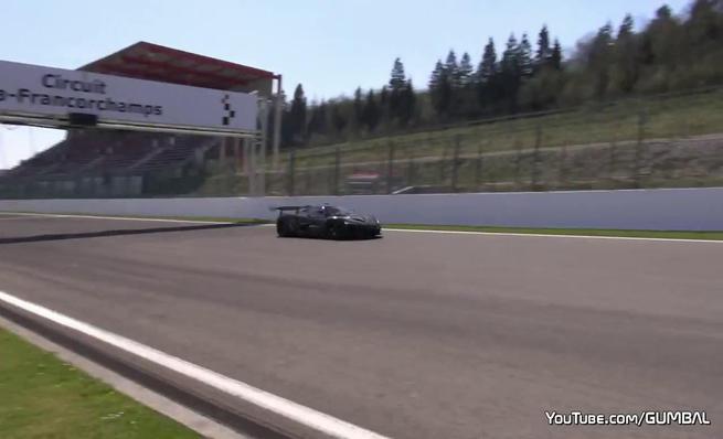 Sonido: Ferrari FXX K y McLaren P1 GTR