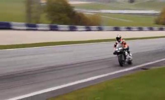 La KTM RC16 de MotoGP ya rueda en circuito