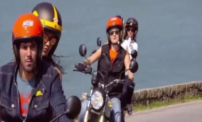 Ducati Scrambler Sixty2 400 c.c.
