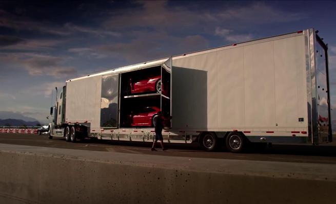 Los Ferrari de edición limitada en circuito