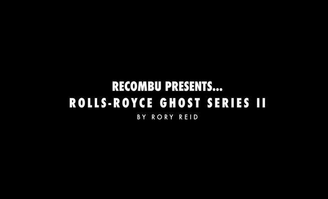Prueba de Rory Reid del Rolls Royce Ghost Series II