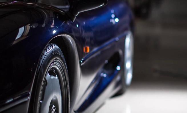 Jay Leno´s Garage Jaguar XJ220