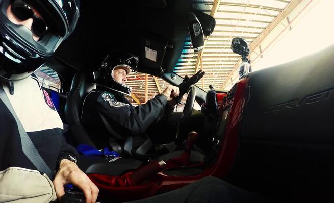 Genovation GXE Corvette Z06 récord de velocidad 2016