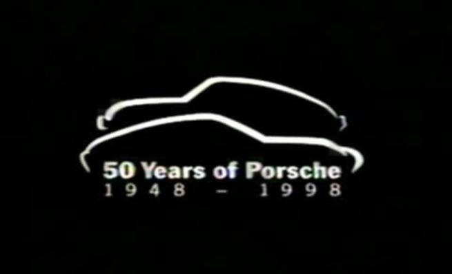 50 años de Porsche 1948-1998