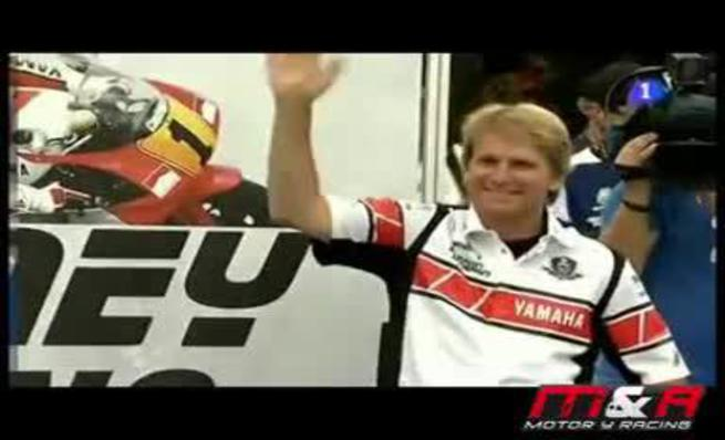 Legendarios capítulo 1: Wayne Rainey