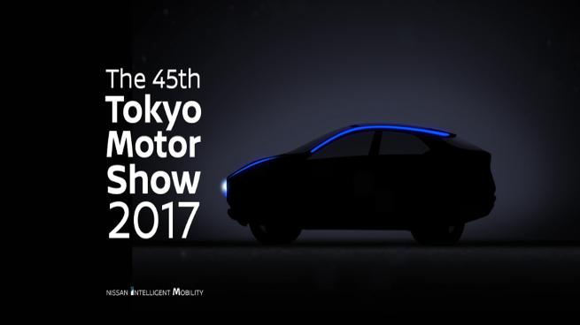 Nissan presentará un crossover posiblemente eléctrico y con autonomía en Tokio